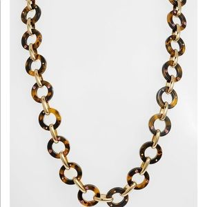 """Kate Spade """"Out of Her Shell"""" Link Necklace"""